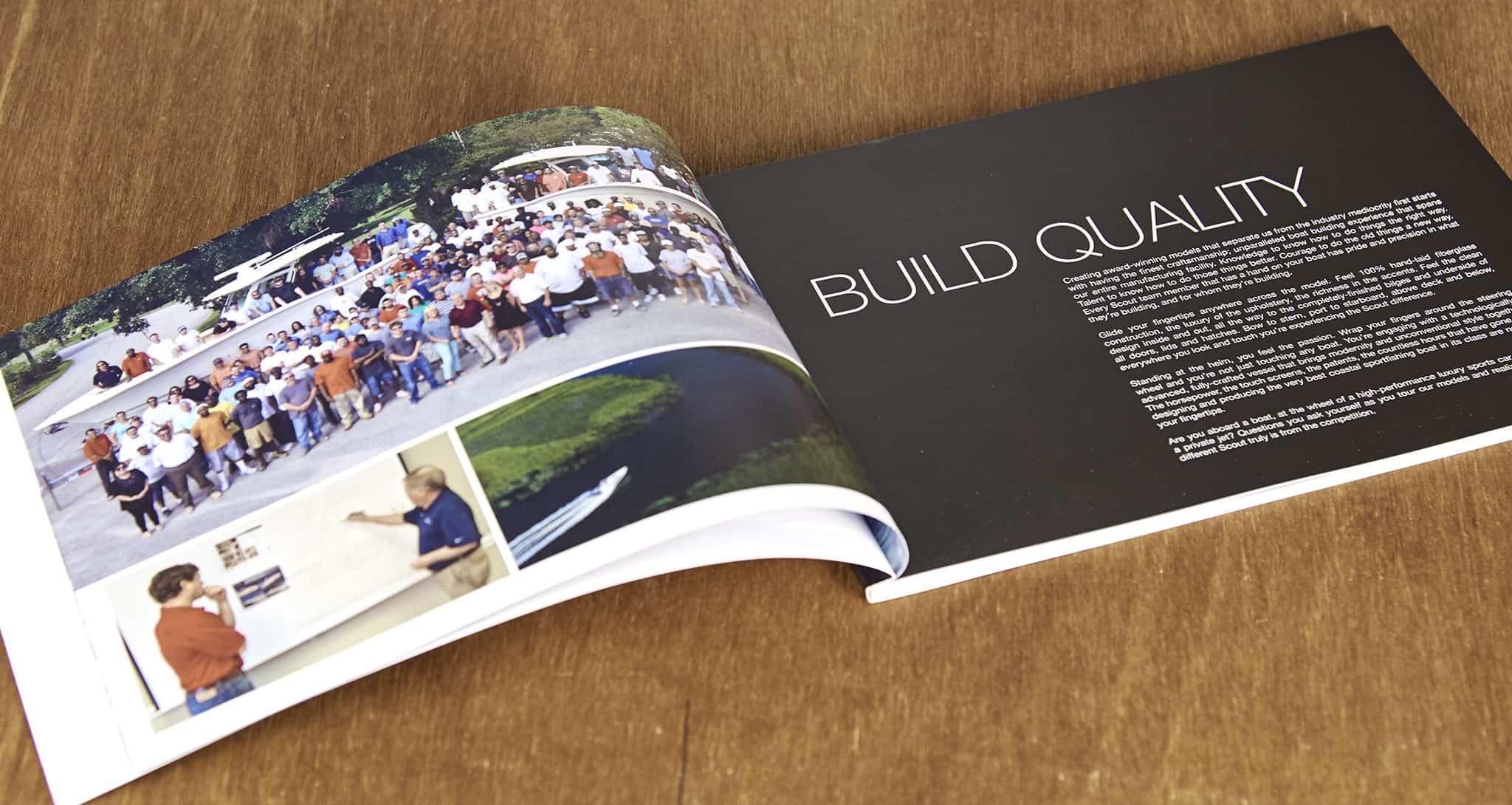Scout LXF Brochure