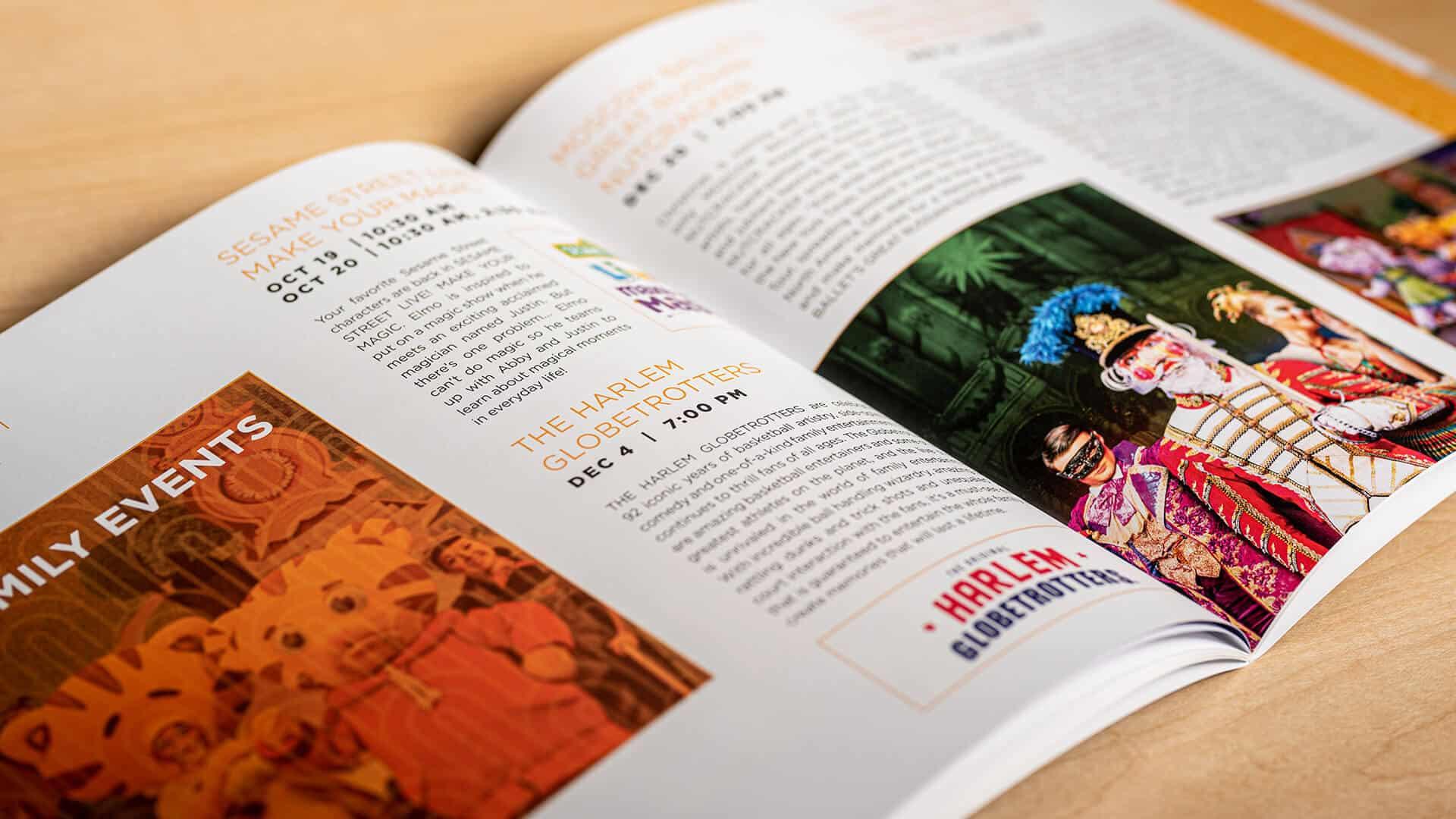 Brochure Interior Page